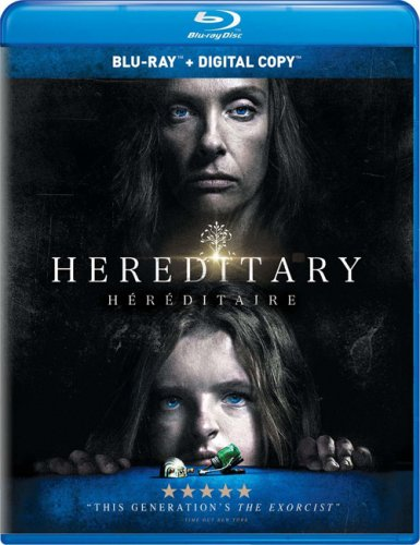 Постер к Реинкарнация / Hereditary (2018) BDRip 1080p от селезень | Лицензия