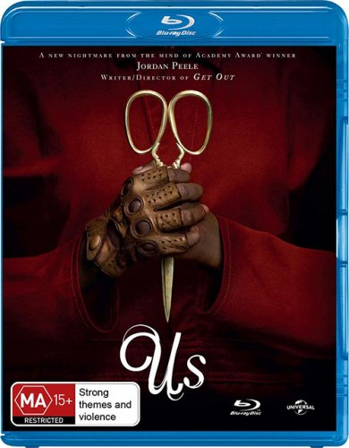 Постер к Мы / Us (2019) BDRip 1080p от селезень | Лицензия
