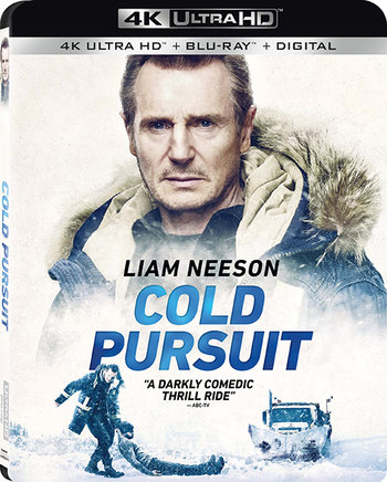 Снегоуборщик / Cold Pursuit (2019) UHD BDRemux 2160p от селезень | 4K | HDR | Лицензия