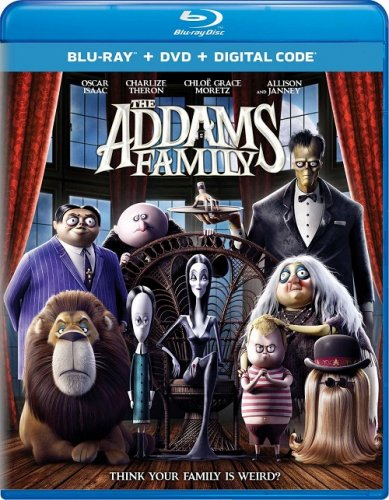 Семейка Аддамс / The Addams Family (2019) BDRip 1080p от селезень | D, A | iTunes