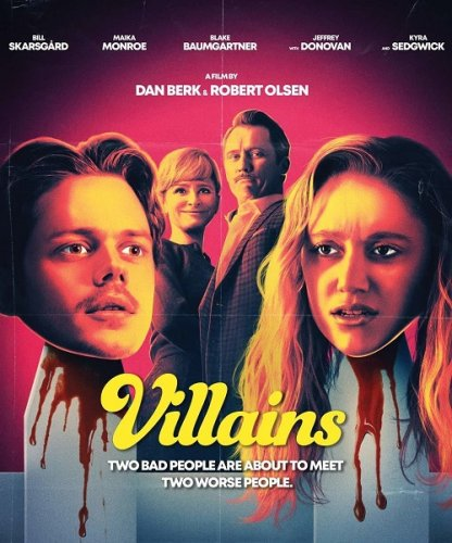 Злодеи / Villains (2019) BDRemux 1080p от селезень | iTunes