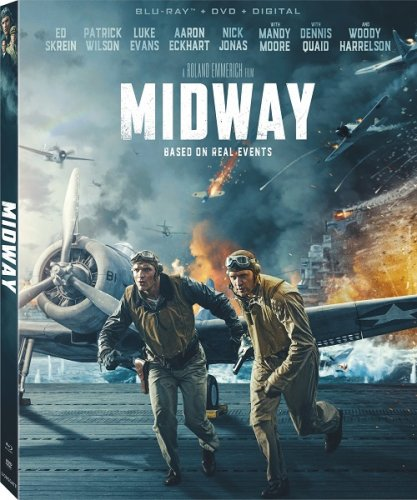Мидуэй / Midway (2019) BDRip 720p от селезень | CAN Transfer | iTunes