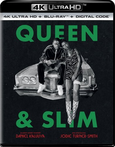 Квин и Слим / Queen & Slim (2019) UHD BDRemux 2160p от селезень | 4K | HDR | Лицензия