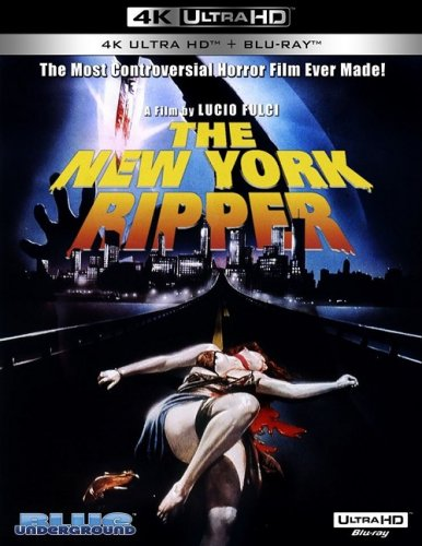 Нью-Йоркский потрошитель / Lo squartatore di New York / The New York Ripper (1982) UHD BDRemux 2160p от селезень | 4K | HDR | Dolby Vision TV | A