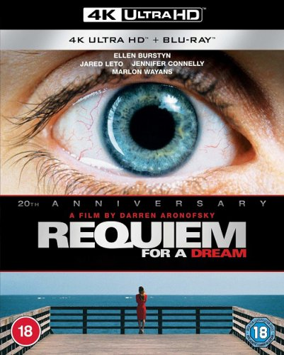Реквием по мечте / Requiem for a Dream (2000) UHD BDRemux 2160p от селезень | 4K | HDR | D, P, A