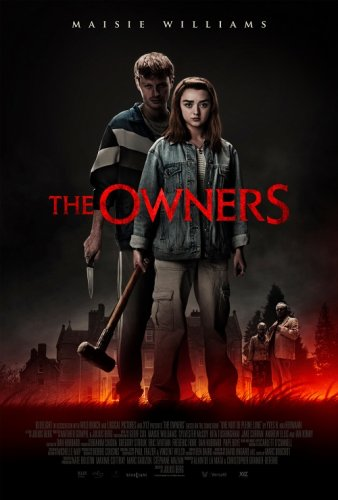 Постер к Не входи / The Owners (2020) BDRemux 1080p от селезень | iTunes
