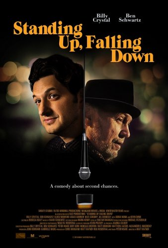 Стендапер по жизни / Standing Up, Falling Down (2019) BDRip 1080p от селезень | iTunes