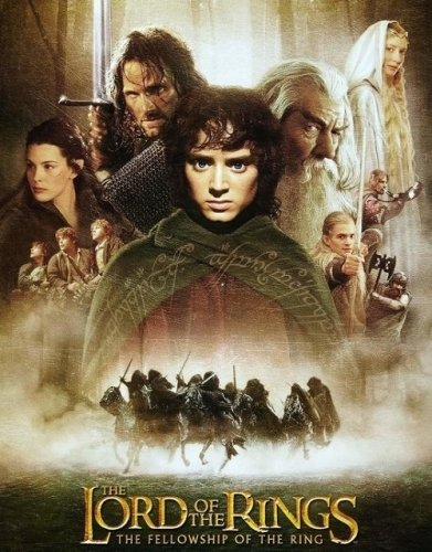Властелин колец: Братство кольца / The Lord of the Rings: The Fellowship of the Ring (2001) UHD BDRemux 2160p от селезень | 4K | HDR | Dolby Vision TV | Расширенная версия | D